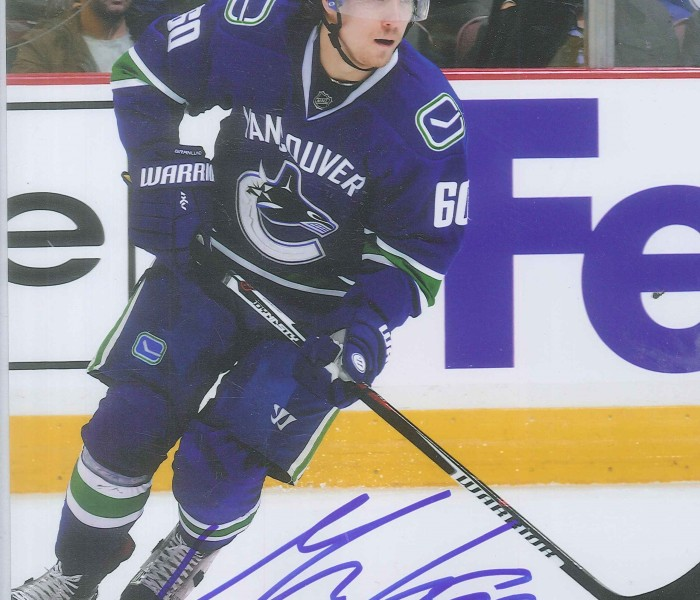 West_Coast_Authentic_Mikael_Granlund_Autographed_Photo